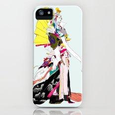 地獄太夫 (極雅) - JIGOKUDAYU (GOKUMIYABI) iPhone (5, 5s) Slim Case