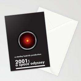 2001: A Space Odyssey - HAL 9000 Stationery Cards