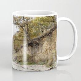 Along The Cliff On Baltic Sea Coffee Mug