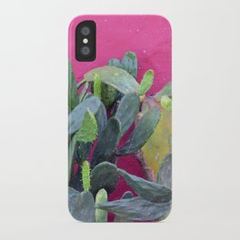 cactus i. colombia. iPhone Case