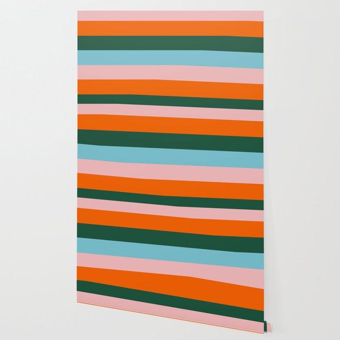 Color Stripe_007 Wallpaper