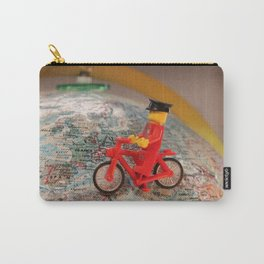Globe Traveler Carry-All Pouch