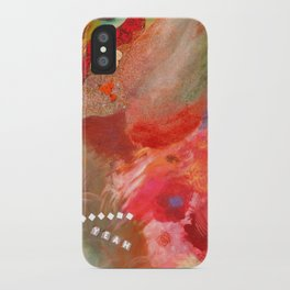 sometimes everybody needs nonsense -2- iPhone Case