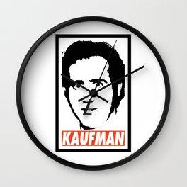 KAUFMAN Wall Clock