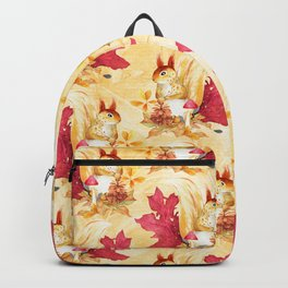 Autumn leaves #28 Backpack