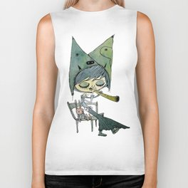 the rabbit's song Biker Tank