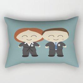 The X Kids Rectangular Pillow