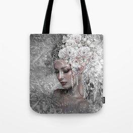 WINTER BRIDE ELF Tote Bag