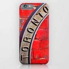 Toronto Bicycle Ring iPhone 6s Slim Case