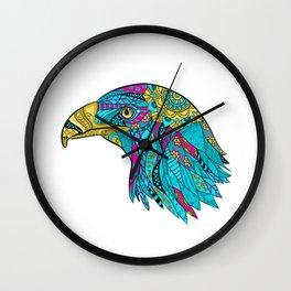Aigle royal II Wall Clock