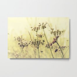 Wildflower Dreams Metal Print