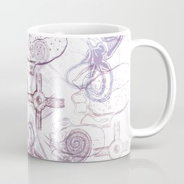 Internal Organs Coffee Mug