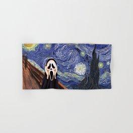 Scream Scary movie Hand & Bath Towel