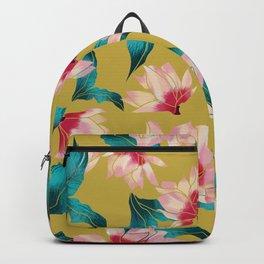 Floral Aura Backpack