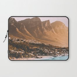 Cape Town, South Africa Travel Artwork Laptop Sleeve