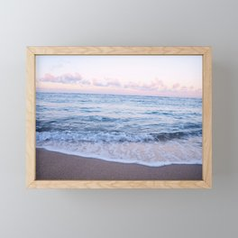 Ocean Morning Framed Mini Art Print