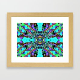 A Child's Market Framed Art Print