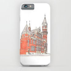 NYC Jefferson Market Library iPhone 6s Slim Case