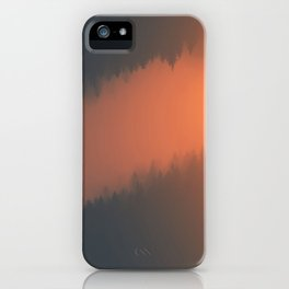 Gaia Is Talking To Me iPhone Case