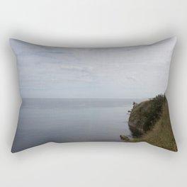 Sea views St. Andrews Rectangular Pillow