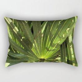 Sunlight and Shadow Rectangular Pillow
