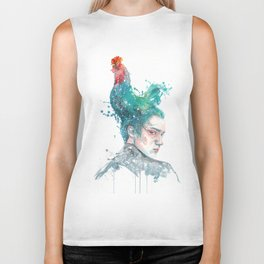 Year of the Rooster Biker Tank