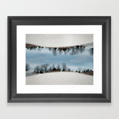 Hamilton, Illinois Framed Art Print