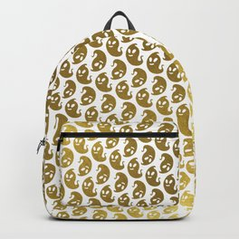 Ghosts! - Gold Backpack