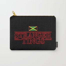 Stranger Tings Carry-All Pouch