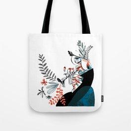 natural jazz Tote Bag