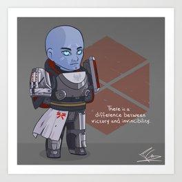 Heavy Armorer Art Print