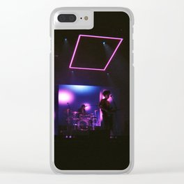 The Nineteen Seventy Five Clear iPhone Case