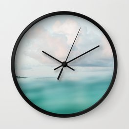 Outflow Wall Clock
