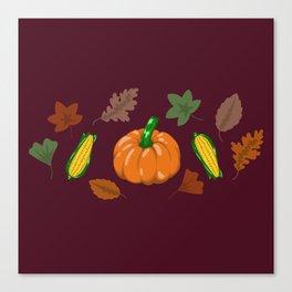 Fall #3 Canvas Print