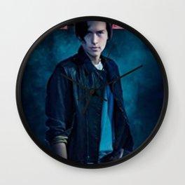 Riverdale art Wall Clock