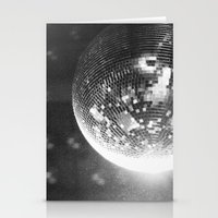disco Stationery Cards featuring Disco by ....