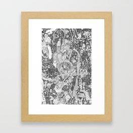 MMav Framed Art Print