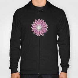Flowerized breast Hoody