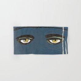 Gatsby Stare  Hand & Bath Towel