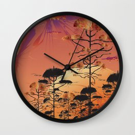 Home One Wall Clock