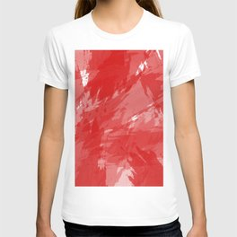 RED HOT CHILI PRINT T-shirt