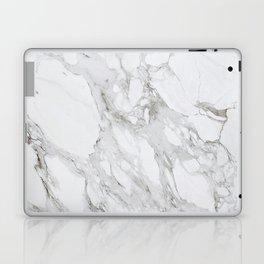 Grey Marble Laptop & iPad Skin