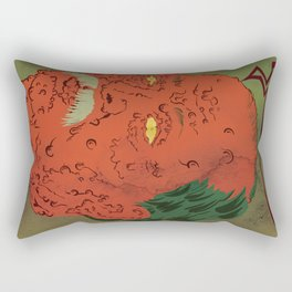 Squonk Grover Cleveland  Rectangular Pillow