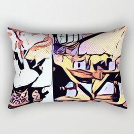At The Movies #9 Rectangular Pillow