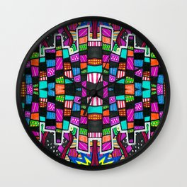 Reflection 3 Wall Clock