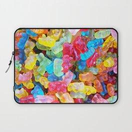Gummy Bear Don't Care Laptop Sleeve