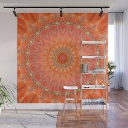 Mandala good mood Wall Mural