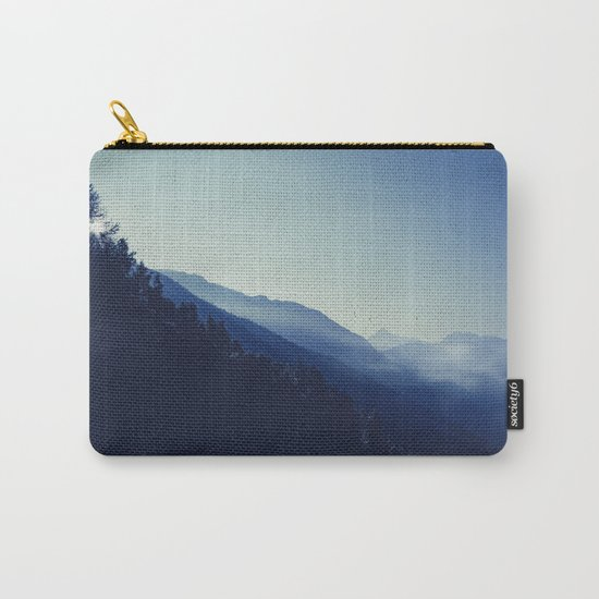 daybreak blues Carry-All Pouch