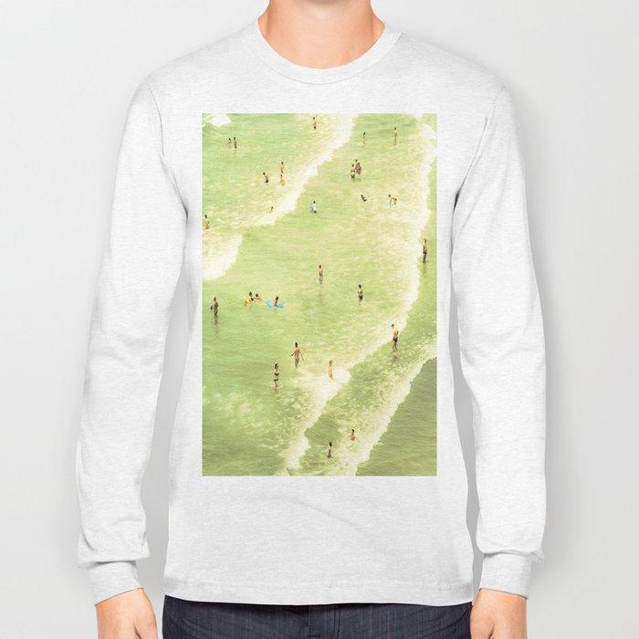 Let's Go Swimming Long Sleeve T-shirt