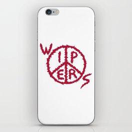 Wipers Punk Band iPhone Skin